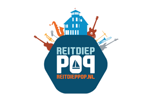 Logo ReitdiepPOP Groningen