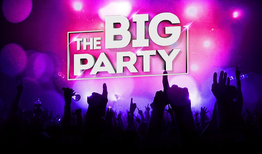 The Big Party Concept afbeelding