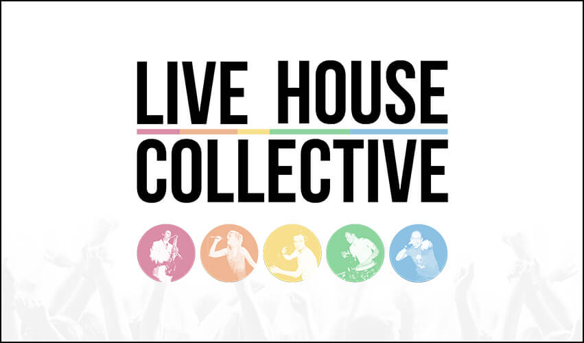 Live House Collective logo