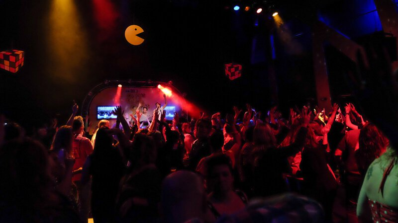 Bedrijfsfeest Personeelsfeest Concept The BIG Party
