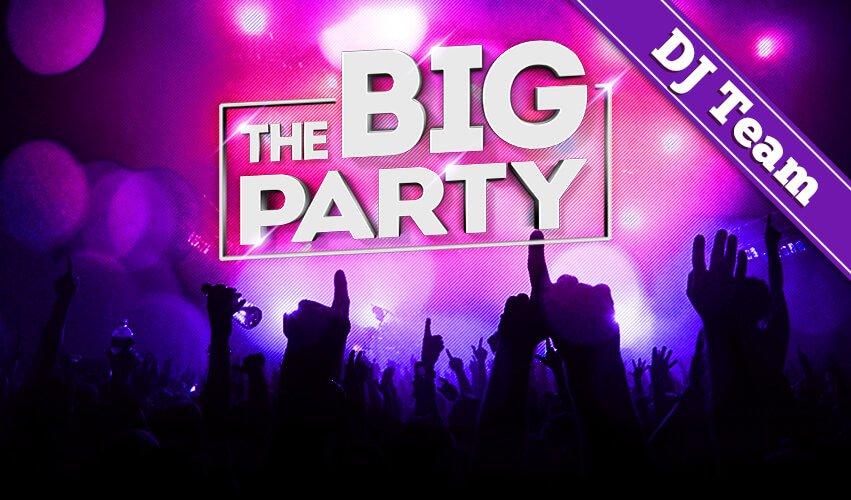 The BIG Party DJ Team